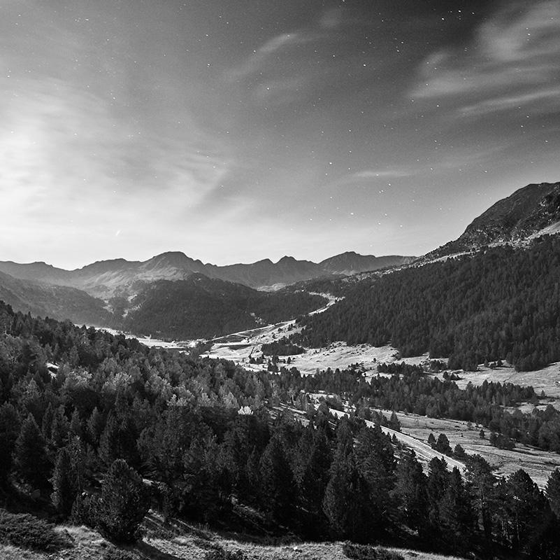Andorra Mountains by Jose Camacho